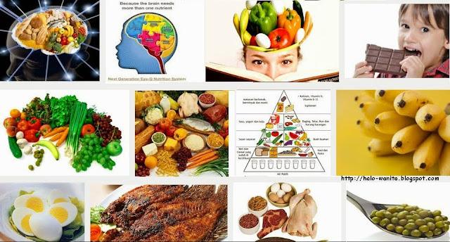 6 Jenis Makanan Untuk Nutrisi Otak