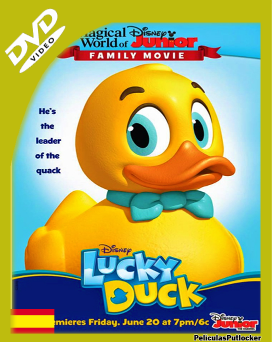 Lucy El Pato [DVDRip][Castellano][SD-MG-1F]