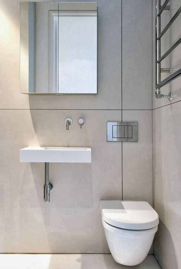 Depósito Santa Mariah Banheiros Pequenos E Aconchegantes! -> Decorar Banheiro Minusculo