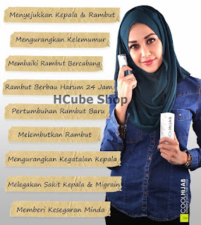 COOL HIJAB SERUM