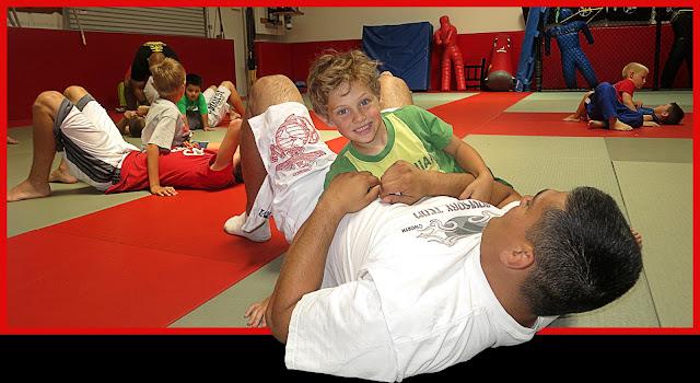 Oceanside Jiu Jitsu Kids at EXCEL Jiu Jitsu