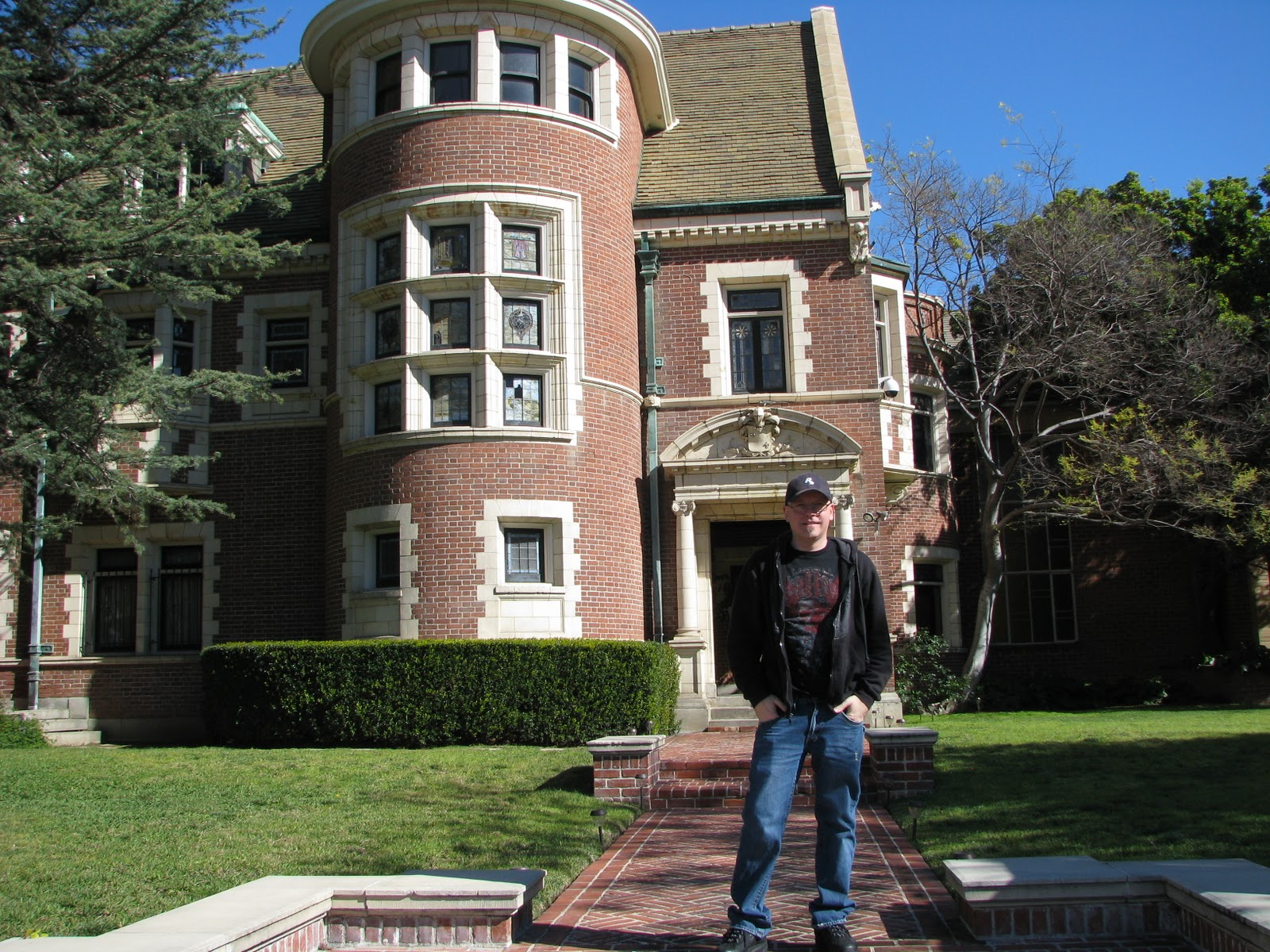 Movie locations and more american horror story 2011 for American horror house