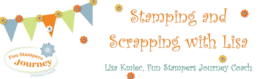 Stamping and Scrapping with Lisa