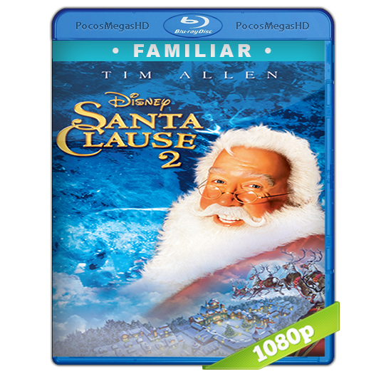 Santa Clausula 2 (2002) BrRip 1080p Audio Dual Latino/Ingles 5.1