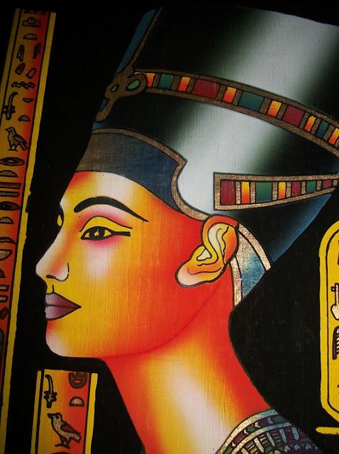 Il makeup ai tempi di Cleopatra