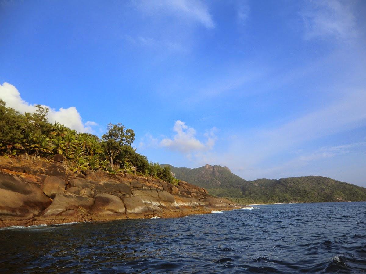 Priroda-Seychel