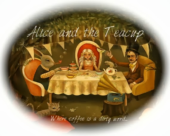 Alice and the Teacup