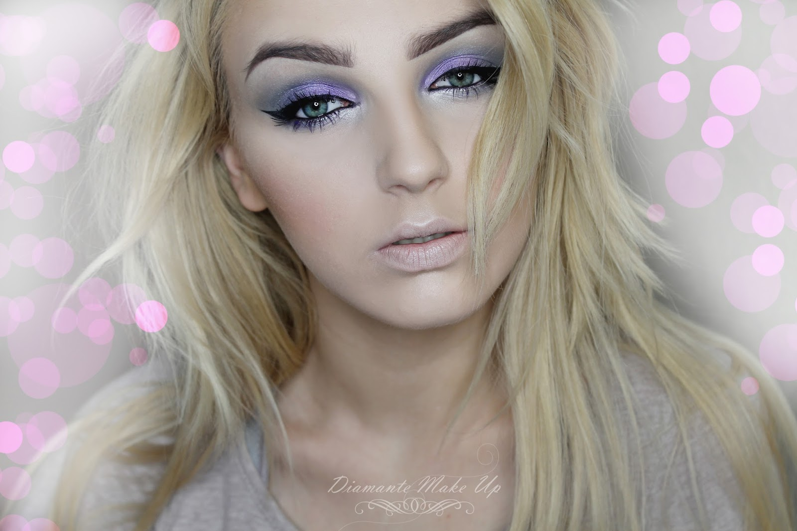 Bridal Smokey with GLAZEL VISAGE - Make Up Tutorial
