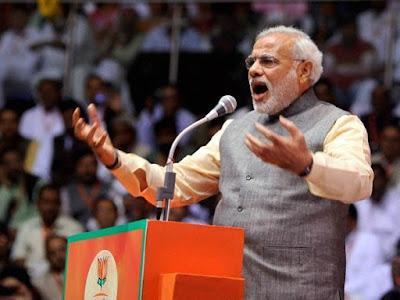 Narendra Modi's Schedule for Bihar Election Campaign