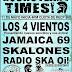 Rocksteady Time ! en La Vieja Scuela Domingo 11 de Mayo 2014