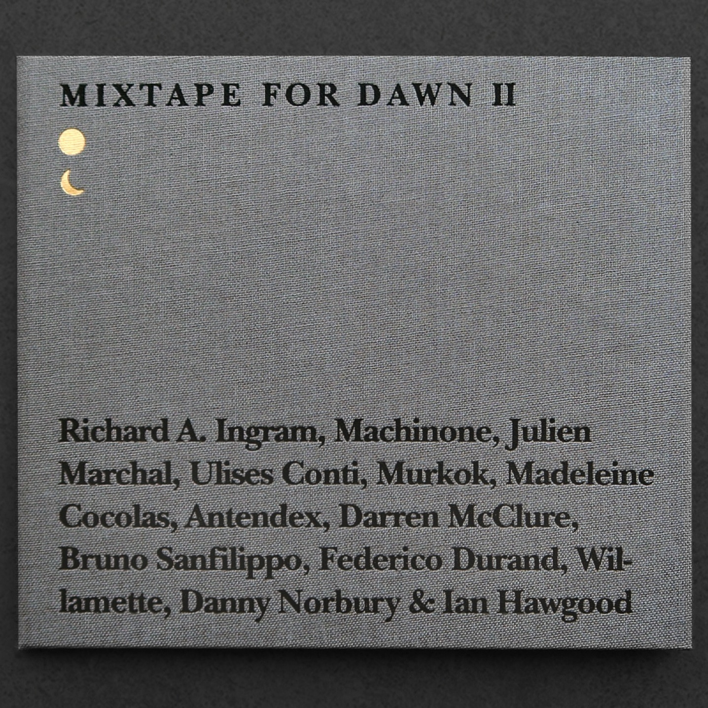 MIXTAPE FOR DAWN II
