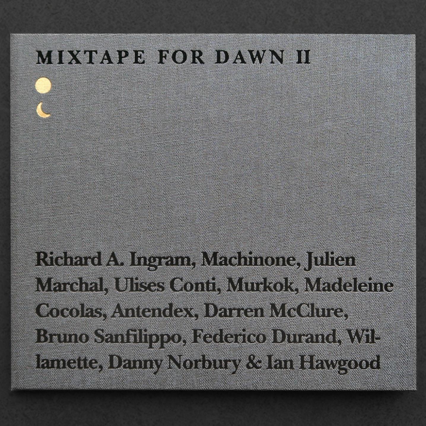 MIXTAPE FOR DAWN II