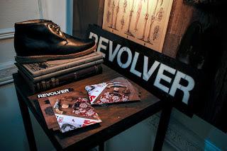 """Revolver """"Winter Tears Collection"""" en #TiendFitzrovia - Julio 2015."""