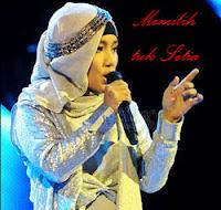 Lirik Lagu Memilih Untuk Setia Fatin Shidqia Lubis