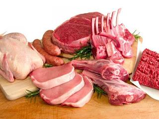proteins food