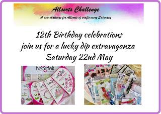 12th Birthday at Allsorts!!