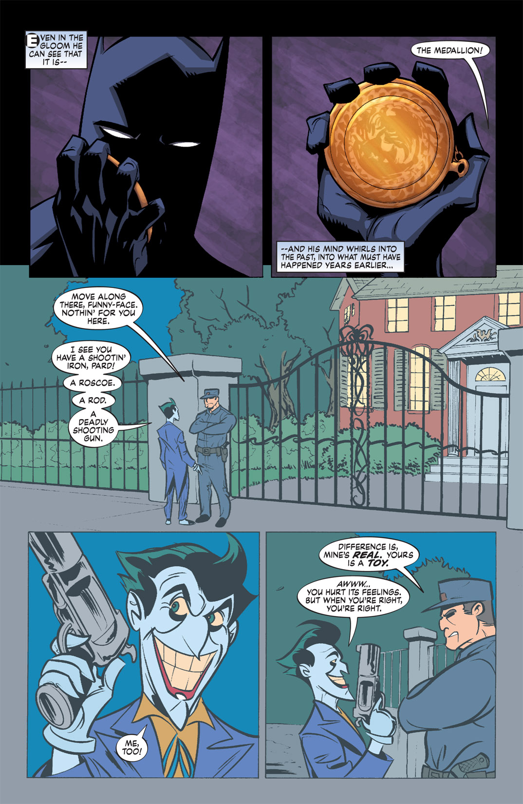 Detective Comics (1937) Issue #866 Page 7