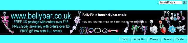New body jewellery