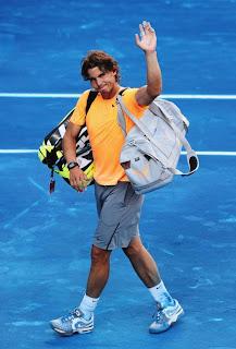 Rafa Nadal, eliminado de Madrid 2012