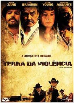 Download - Terra da Violência - DVDRip RMVB Dublado