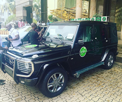 P Square gets brand new G Wagon and Range Rover Sports in Glo endorsement Deal!