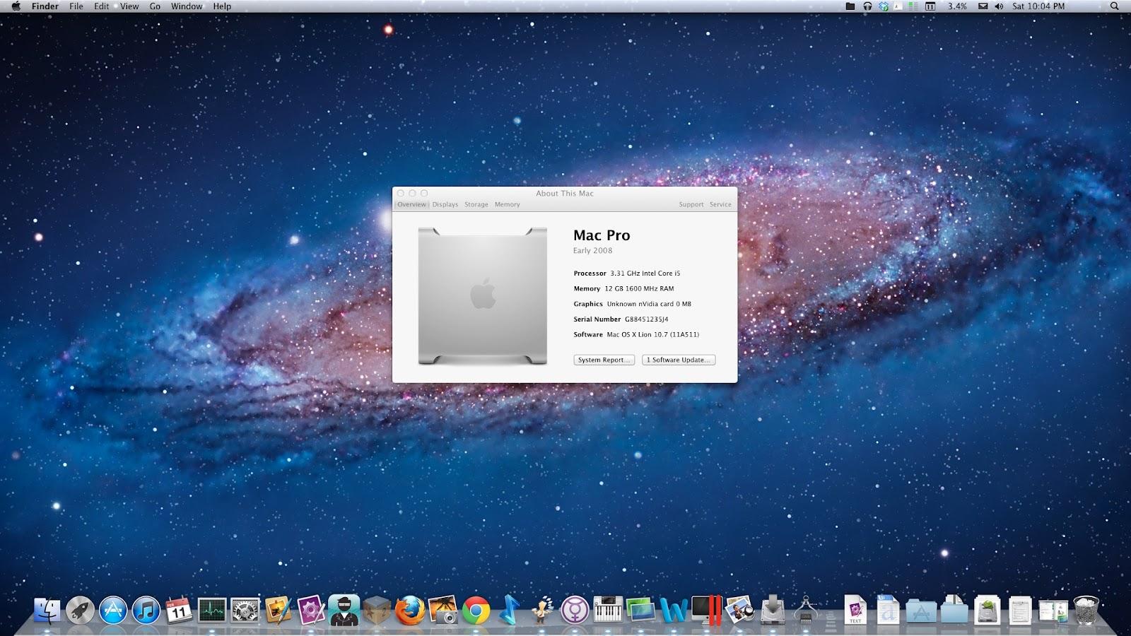 Как сделать mac новым 165