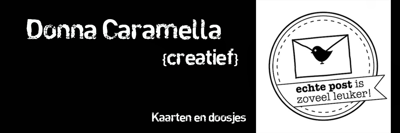 Donna Caramella creatief