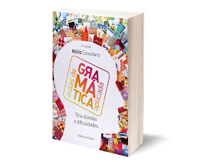 Adquira o livro AULAS DE GRAMÁTICA APLICADA, R$ 30,00