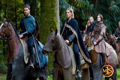 Camelot descarga directa, torrent, 1x07 the long night