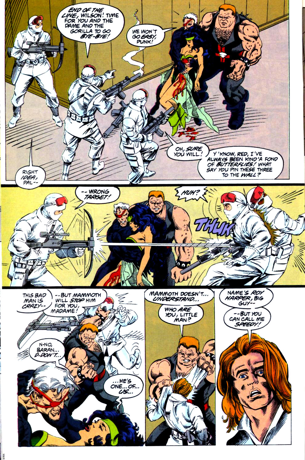 Deathstroke (1991) Issue #18 #23 - English 17