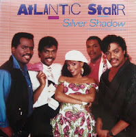 Atlantic Star - Silver Shadow (Specially Remixed Version) (Vinyl, 12''1985)(A&M Records)