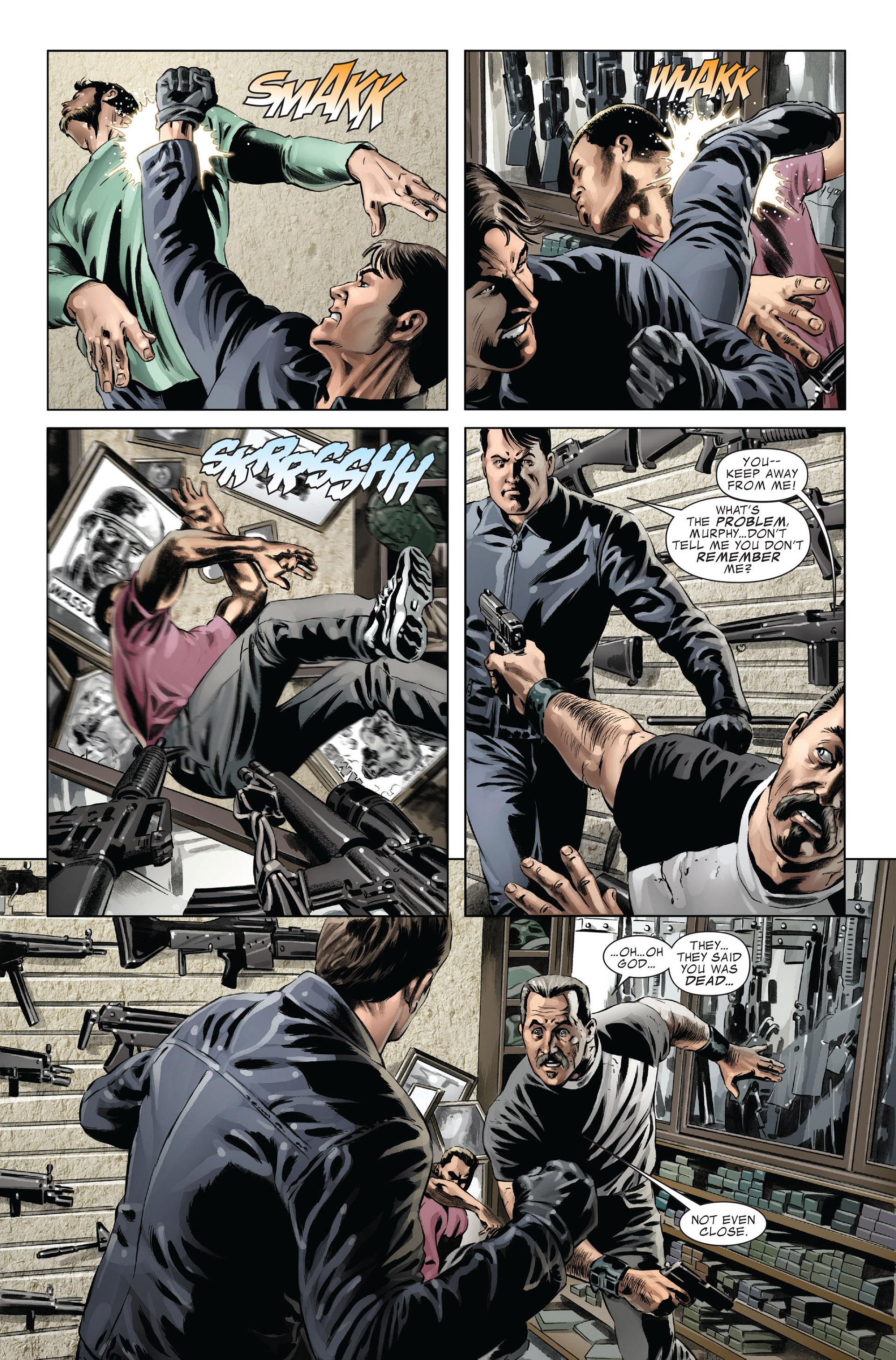 Captain America (2005) Issue #44 #44 - English 10