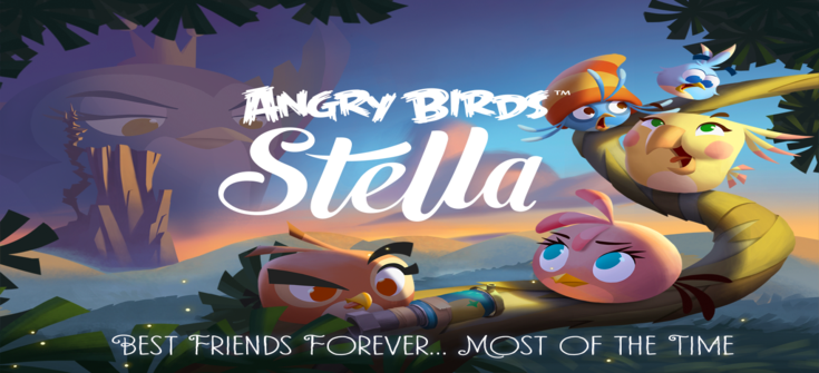Download Angry Birds Stella Apk