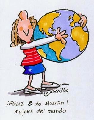 Frases De Feliz Día Internacional De La Mujer: Feliz 8 De Marzo