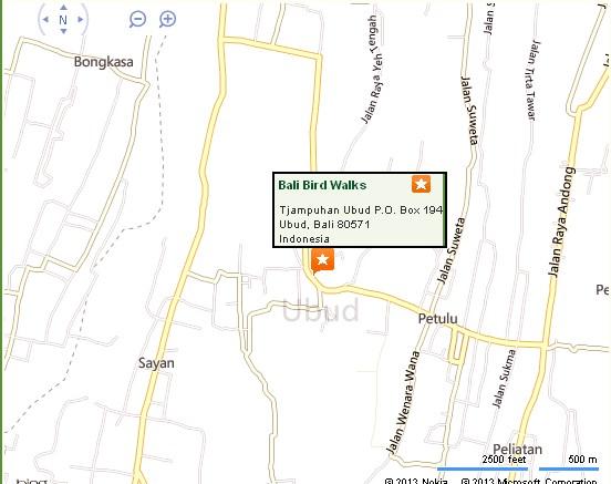 Bali Weather Radar Ubud