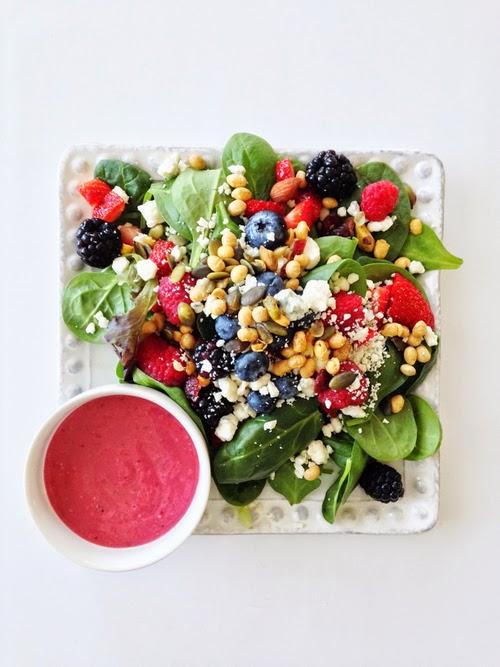 6 Ingredientes Increibles Ensaladas Proteinas
