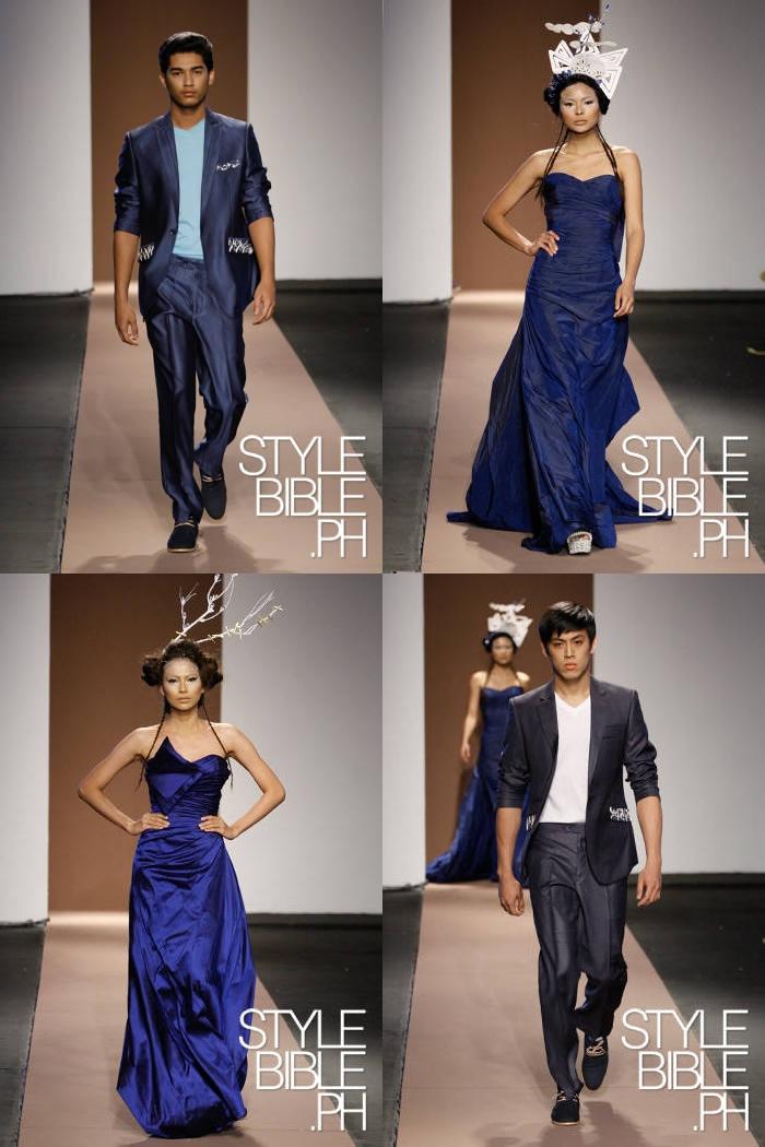 Life 39 S Little Treasures Philippine Fashion Week Holiday 2012 Albert Andrada
