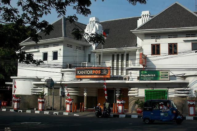 kantor pos in Cikini, Menteng