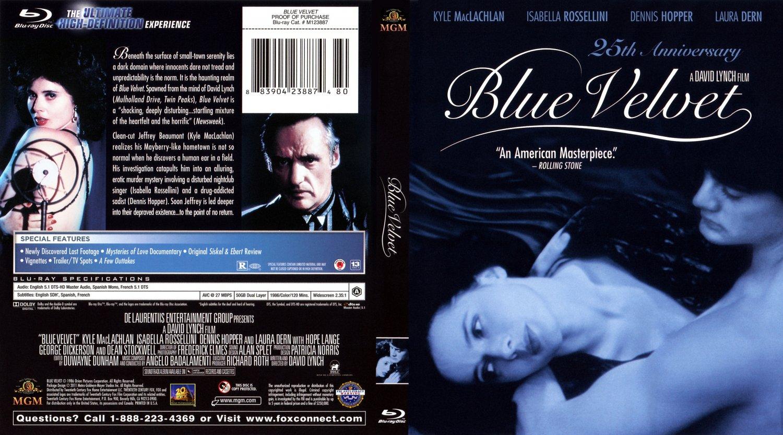 blue velvet 25th anniversary edition