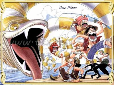 One Piece 695 Bahasa Indonesia
