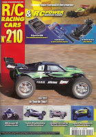 RC RACING CARS AOUT 2011