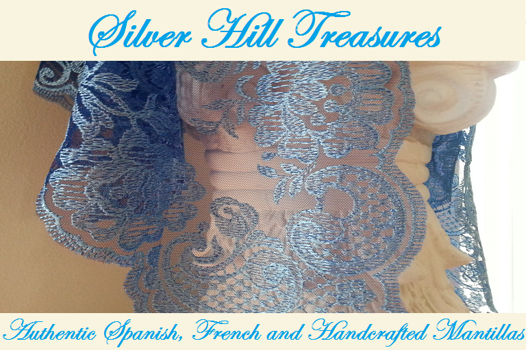 Like Silver Hill Treasures on Facebook:
