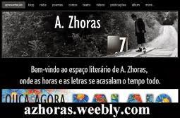 Escritor A. Zhoras (Leandro Muniz)
