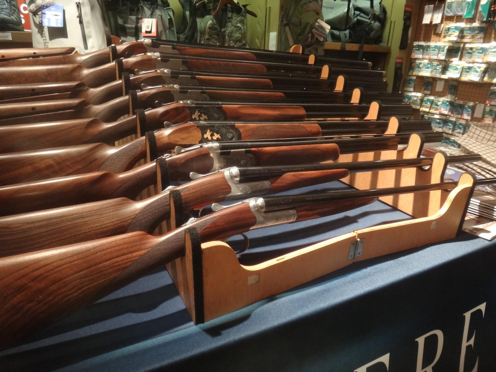 Photos From The Beretta Gun Show Delamere Amp Hopkins