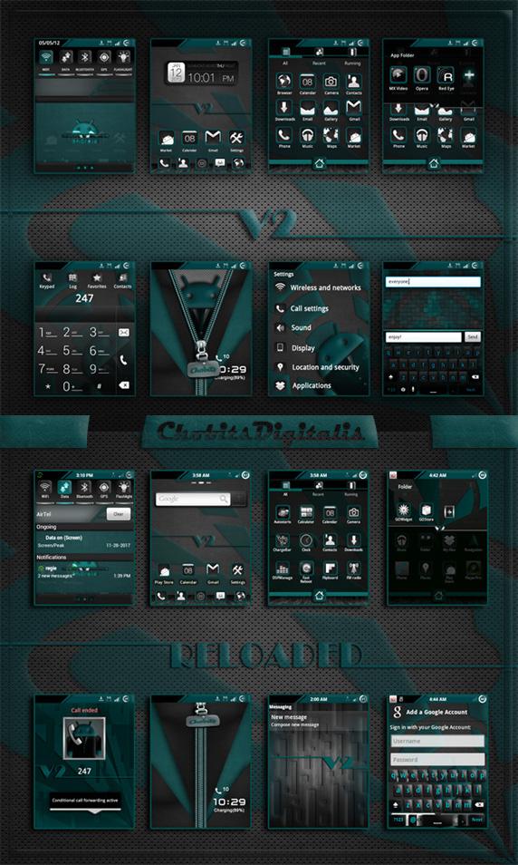 ROM) ChobitsDIGITALISV2 Reloaded ROM