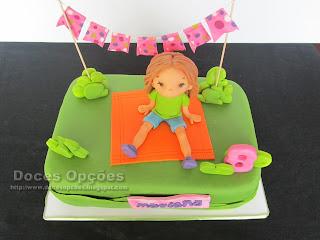 bolo decorado festa ferias bragança