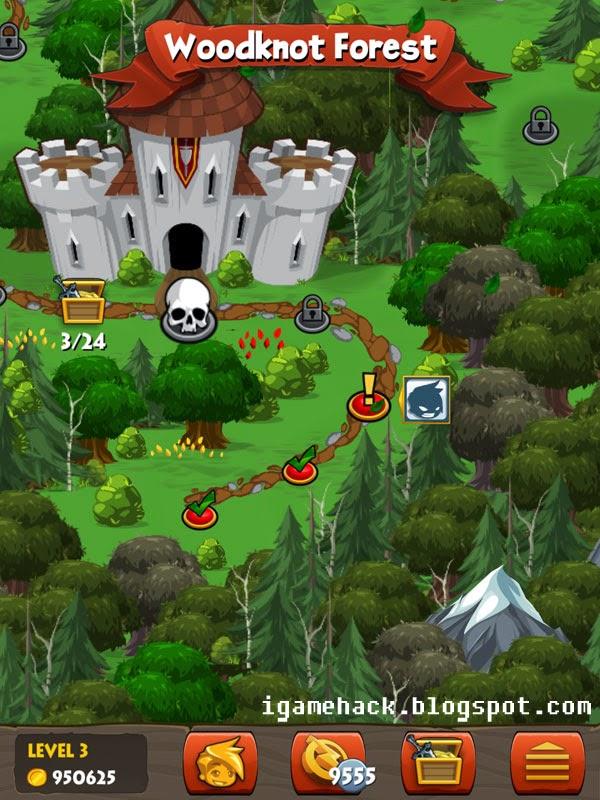 [HACK] Adventure Quest Battle Gems iOS IMG_6093