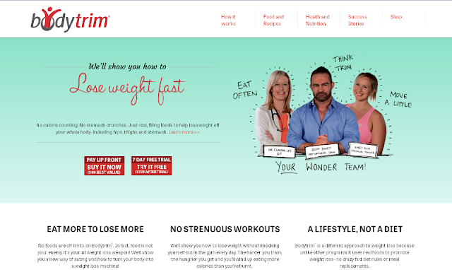 Leading online resource for weight loss programs