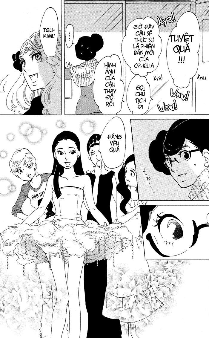 Kuragehime chap 26 - Trang 28