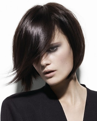 Short Bob Hair Style Trends for Fall - by Schwarzkopf